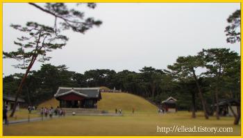 <여주 가볼만한 곳 > 세종대왕의 영릉 : 유네스코 세계문화 유산