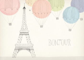 기다려 PARIS!