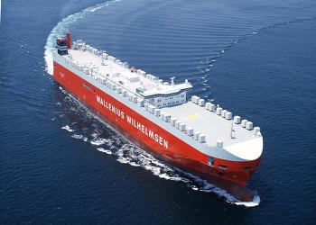 자동차운반선(전용선) I PCC(Pure Car Carrier) :: 선박의 종류 -22