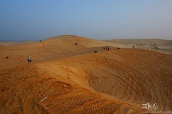 무이네 지프 사막 투어