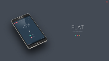 Flat UI 4th Edition Decoration Pack / Homepack