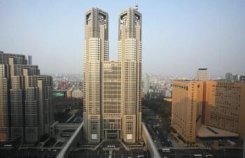 [버락킴의 일본 여행기 ②] 5. 도쿄 도청에 무료 전망대가 있다고?