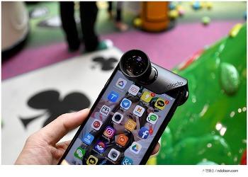 아이폰7플러스 카메라렌즈 올로클립 액티브