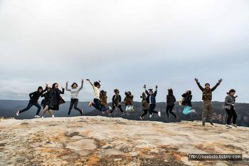 [호주] Sydney 시드니 4박6일 여행 #1 - 출발!