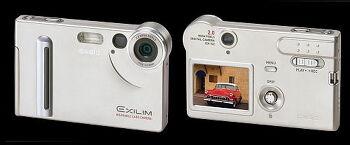 카시오 Exilim EX-S2 - 초스피드, 초박형 으로 기억되는 내가 사랑한 카메라