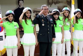 [131114] 육군홍보대사