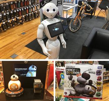 일본을 통해 알아본 가정용 로봇의 미래