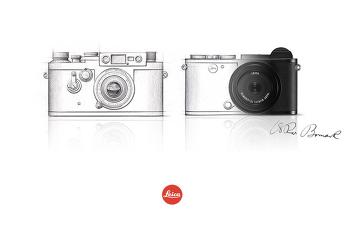 LEICA 라이카 CL + 23mm TL 렌즈