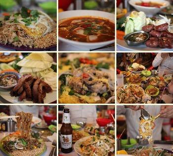 샤로수길 맛집 태국음식점 방콕야시장 맛있어