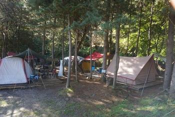 원주 행복빌리지 캠핑장