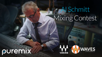 Puremix - Mixing Contest with Al Schmitt ( 2018년 6월 8일 마감 )