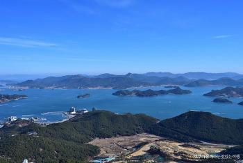 [통영여행] 한려수도 최고의 아름다운 풍경, 통영 미륵산 케이블카