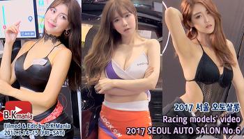 [영상] 2017 서울 오토살롱 레이싱모델 (6)