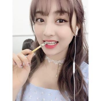 180426 해피투게더 트와이스 나연 지효 움짤 나효커플