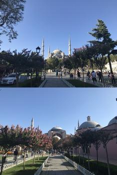 [버락킴의 이스탄불 여행기] 3. 블루 모스크와 아야소피아 박물관, 기싸움의 승자는?
