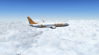 [P3D v4]B737-800WL PGUM-RKSI (괌-인천) 비행일지