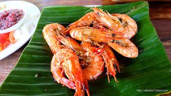 필리핀여행 중 앙헬레스 클락에서 먹어본 다양한 해산물, 필리핀 음식