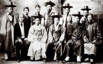 강릉 참소리 축음기 박물관과 보빙사절단