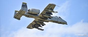 A-10 Tank Killer Thunderbolt II 탱크잡는 썬더볼트 II