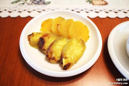 간식으로 좋은 #꿀고구마로 만든 #꿀고구마말랭이