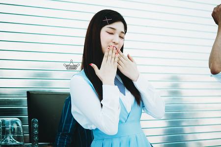 [17.05.27] 라붐(LABOUM) 신전떡볶이 대구 팬싸인회 직찍 #2 by hoyasama