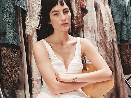 H&M의 웨딩 드레스