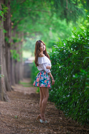 모델 - 박현선 #1