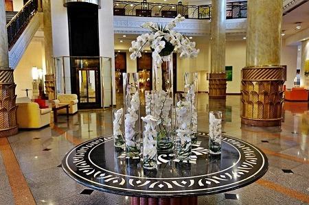 베트남 하노이 힐튼 하노이 오페라호텔 스위트룸 (VIETNAM HANOI - HILTON HANOI OPERA HOTEL SUITE ROOM)