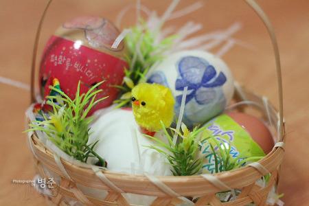 부활 달걀