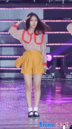 161127 슈퍼 서울 드림콘서트 여자친구 신비 직캠 by 스피넬
