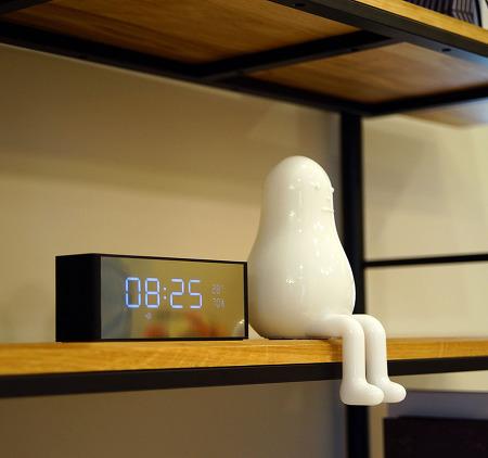 '시계 + 라디오 + 스피커' 캔스톤 LX-C4 시그니처(SIGNATURE)
