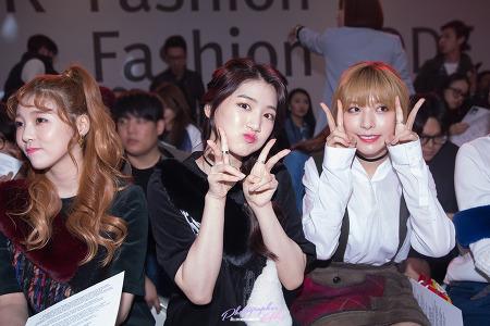 161018 Fashion KODE 2017 SS - LIE 헬로비너스 라임,여름 직찍 by 아데스