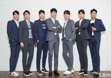 [파크랜드 정장]2017 SUITKING COLLECTION_수트지존 제이하스 정장/남자정장