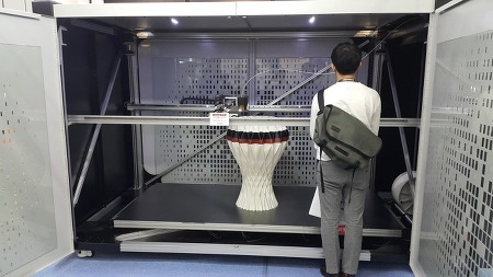 FFF방식의 대형 3D프린터