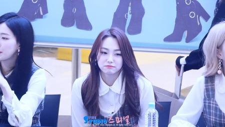 170303 여의도 구구단 팬사인회 세정 미나 직캠 by 스피넬