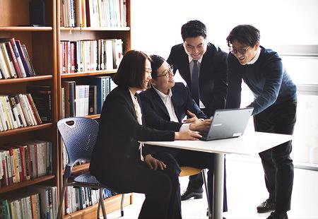 변화하는 신기술로 승부한다! 삼양데이타시스템 SM사업팀