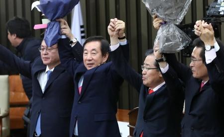 [사설]김성태 한국당 새 원내대표에 바란다