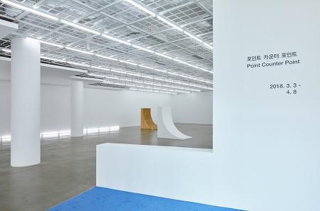 《포인트 카운터 포인트(Point Counter Point)》: '공간에의 분포'