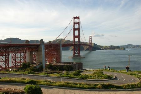 미국서부 해외여행 샌프란시스코의 금문교 1일차, 기분좋았던 출발!