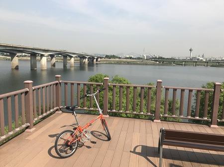 북한강 자전거 여행