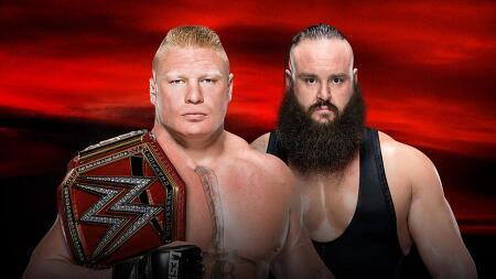 2017 WWE 노머시 대진표 및 페이지 복귀설 ?
