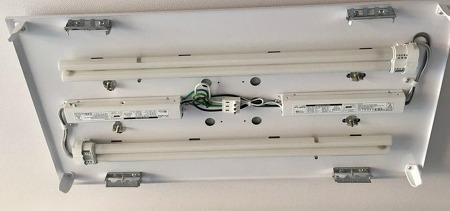거실등 교체 대경엘이디 LED모듈 클래어G2 25W
