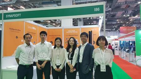 싱가포르 Cloud Expo Asia 2017 참가 (feat.사업본부 해외워크숍)