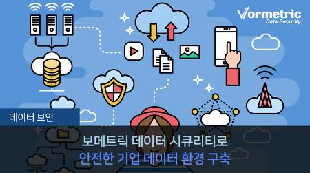 보메트릭 데이터 시큐리티로 기업 데이터 보안 구축