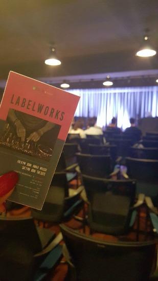 LABEL WORKS : 폼텍웍스홀 X 인플래닛