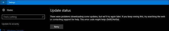 윈도우 10 팁: 원하지 않는 업데이트 숨기기