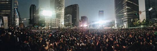 2016년의 대한민국, 집단 그리고 히치하이커즈