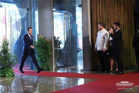 문재인 대통령 아세안 기업투자 서밋 연설 (ASEAN2017, ABIS2017)