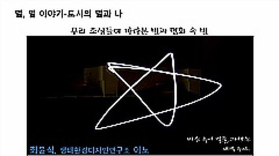 """""""별, 별 이야기-도시의 별과 나""""  '우리조상들이 바라본 별과 명화 속 별'"""