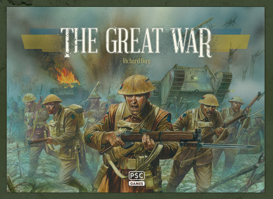The Great War & Tank Expansion동영상 설명(영어)